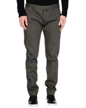 Повседневные брюки VERDERA. Цвет: свинцово-серый