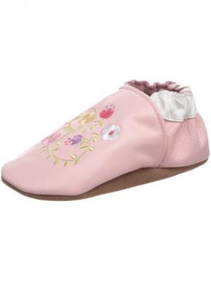 Ботинки MaLeK BaBy. Цвет: лиловый, розовый