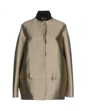 Куртка LALTRAMODA. Цвет: песочный