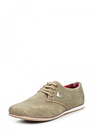Ботинки Tony-p. Цвет: бежевый