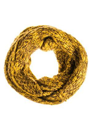 Снуд Vittorio Richi. Цвет: желтый