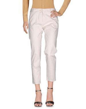 Повседневные брюки GERARD DAREL. Цвет: слоновая кость