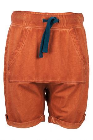 Шорты Gulliver. Цвет: оранжевый