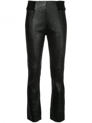 Укороченные брюки Pride Kitx. Цвет: чёрный