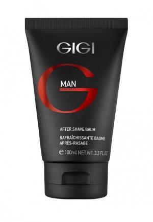Бальзам после бритья Gigi. Цвет: черный