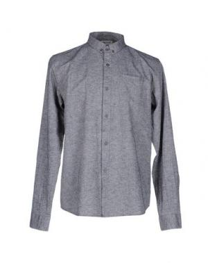 Pубашка ONTOUR. Цвет: серый
