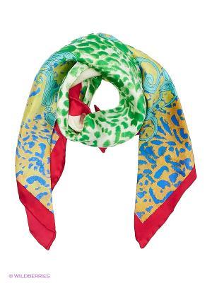 Платок Venera. Цвет: красный, зеленый