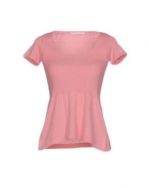 Свитер BP STUDIO. Цвет: светло-розовый