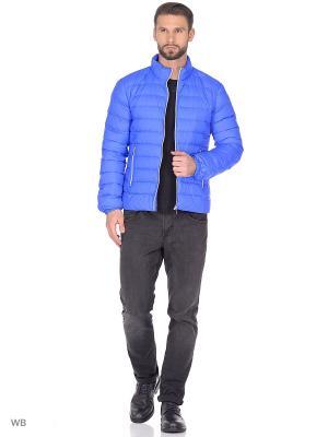 Куртка Trussardi. Цвет: индиго