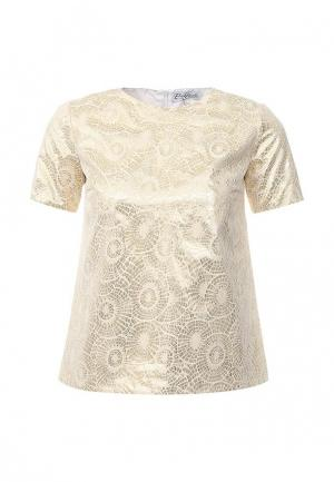 Блуза Elmira Markes. Цвет: бежевый