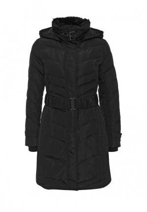 Куртка утепленная Wallis. Цвет: черный