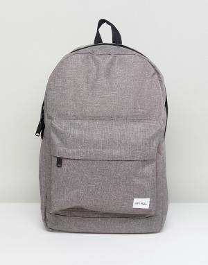 Spiral Темно-серый рюкзак. Цвет: серый