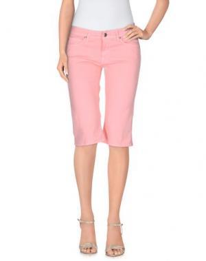 Бермуды ROŸ ROGER'S. Цвет: розовый