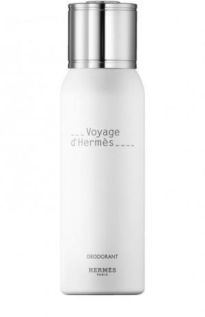 Дезодорант Voyage d' Hermès. Цвет: бесцветный