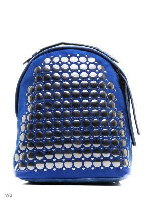Рюкзаки JUST COUTURE. Цвет: синий