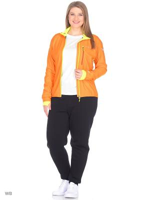 Куртка Active Shell Red Fox. Цвет: оранжевый