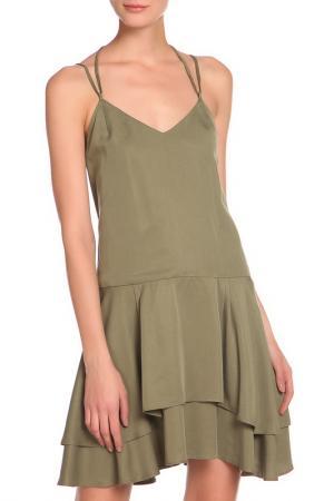 Платье Hunter bell. Цвет: none
