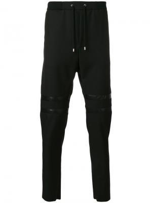 Спортивные брюки Les Hommes Urban. Цвет: чёрный