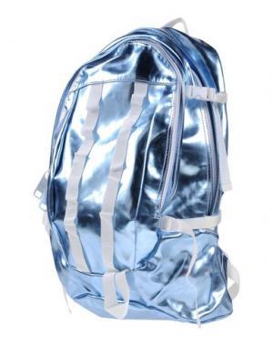 Рюкзаки и сумки на пояс MARC JACOBS. Цвет: небесно-голубой