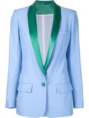 Пиджак-смокинг Miami Racil. Цвет: синий