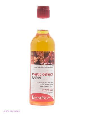 Лосьон для лица тонизирующий и освежающий Mastic defence lotion Spa. Цвет: красный