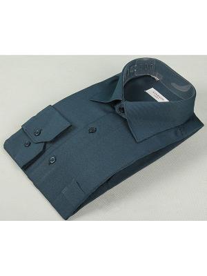 Рубашка LIVANSO. Цвет: зеленый