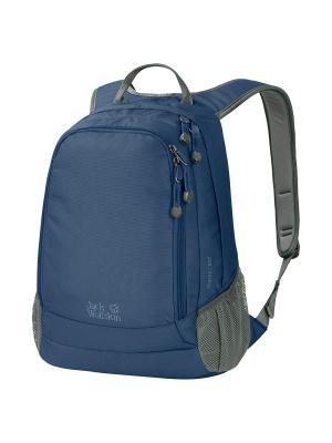 Рюкзак PERFECT DAY Jack Wolfskin. Цвет: серо-голубой