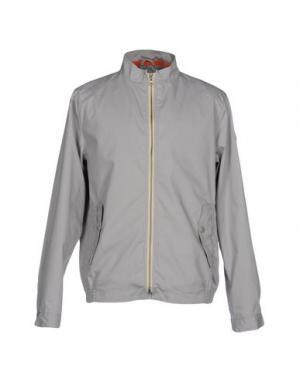 Куртка ENCORE. Цвет: серый