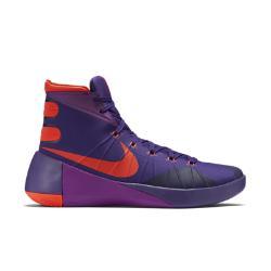 Мужские баскетбольные кроссовки  Hyperdunk 2015 Nike. Цвет: пурпурный