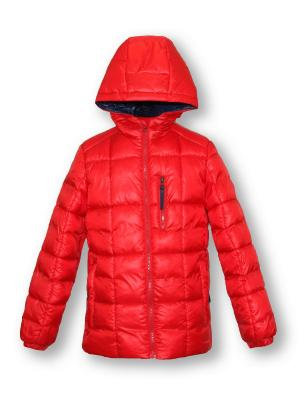 Куртка Артус. Цвет: красный