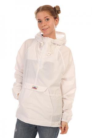 Анорак женский  Pac Jac Ripstop Jacket White Penfield. Цвет: белый
