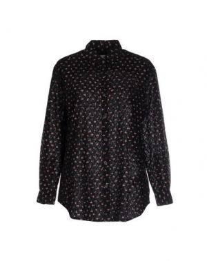 Pубашка INTROPIA. Цвет: черный