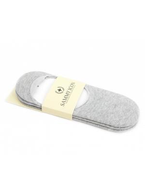 Носки Sammy Icon. Цвет: серый