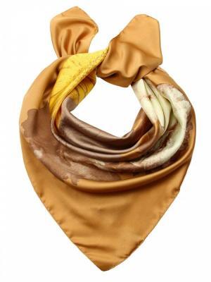 Платок Venera. Цвет: светло-коричневый