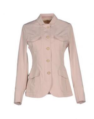 Пиджак MONTEDORO. Цвет: розовый