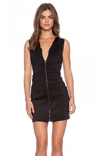 Платье rachel Hunter Bell. Цвет: черный