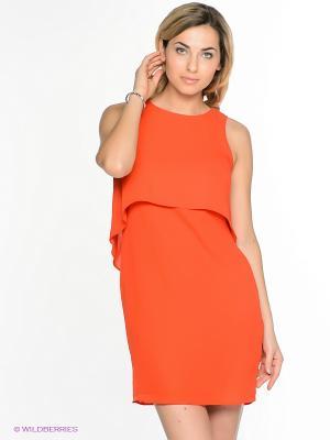 Платье New Look. Цвет: оранжевый