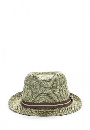 Шляпа Goorin Brothers. Цвет: зеленый