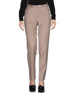 Повседневные брюки MARC CAIN. Цвет: голубиный серый