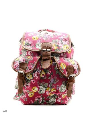 Рюкзак Punta. Цвет: малиновый
