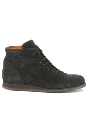 Ботинки Zamagni. Цвет: черный
