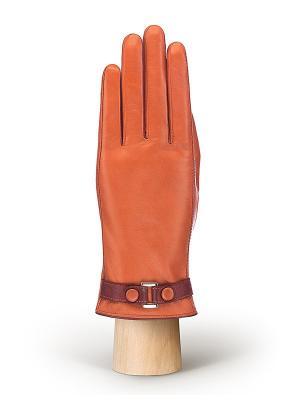 Перчатки Eleganzza. Цвет: темно-красный, терракотовый