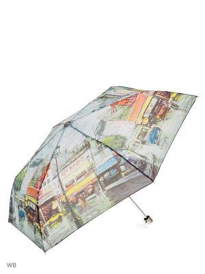 Зонт Paccia. Цвет: бежевый