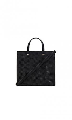 Petit simple tote Clare V.. Цвет: черный