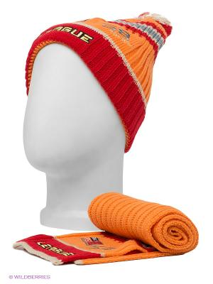 Комплект Maxval. Цвет: оранжевый, серый, красный