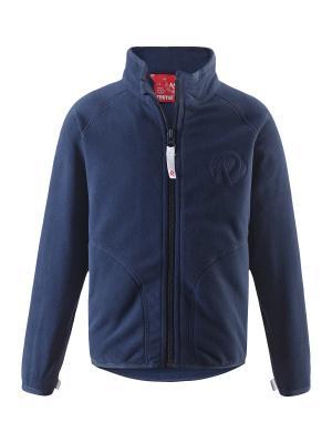 Куртка флисовая Reima. Цвет: синий