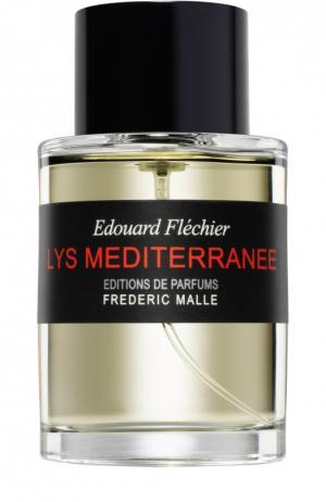Парфюмерная вода Lys Mediterranee Frederic Malle. Цвет: бесцветный