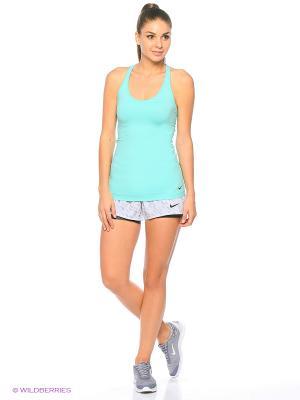 Шорты W NK FLX 2IN1 SHORT CSCDE MLTI Nike. Цвет: белый