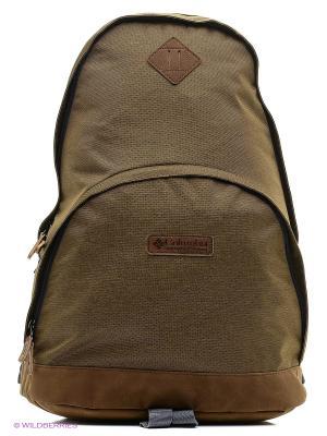 Рюкзак Columbia. Цвет: коричневый