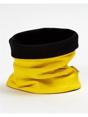 Снуд BODO. Цвет: черный, желтый